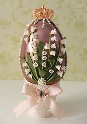 decorazione uovo pasqua