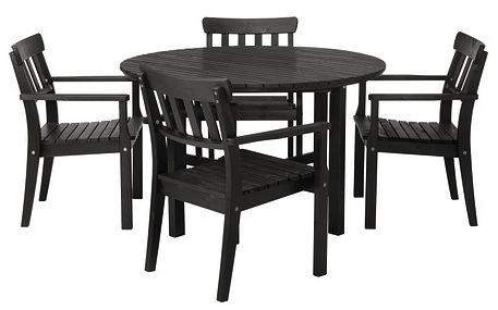 Ikea Tavoli Da Giardino Allungabili.Tavoli Da Giardino Ikea Tutti I Modelli Archistyle