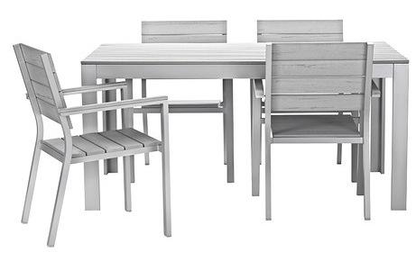 Tavolo giardino ikea bianco archistyle - Tavoli da giardino ikea ...