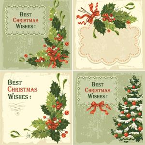Cartoline Di Natale Da Stampare.Biglietti Auguri Di Natale Da Stampare Archistyle