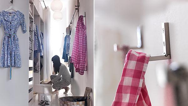 cabine armadio ikea archistyle. Black Bedroom Furniture Sets. Home Design Ideas
