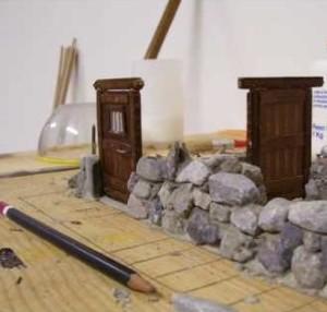 Casette presepe pietra fai da te archistyle for Casette per conigli fai da te
