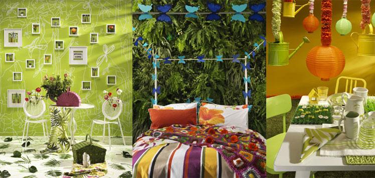Coin casa collezione estate 2011 archistyle - Coin casa mobili ...