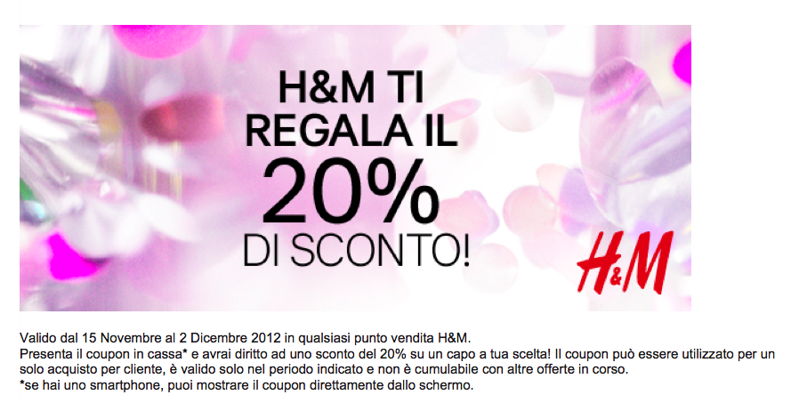 coupon-sconto-H&m
