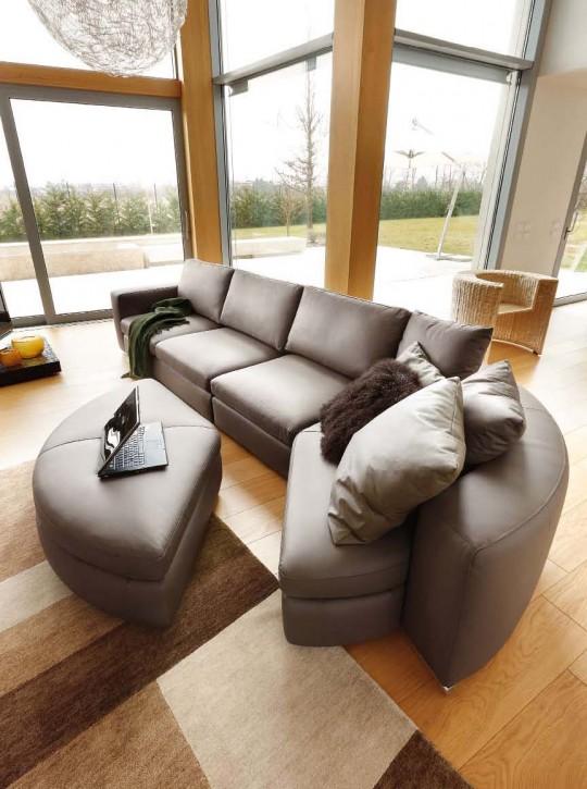 Divani in pelle o divani in tessuto archistyle - Pulizia divano pelle ...