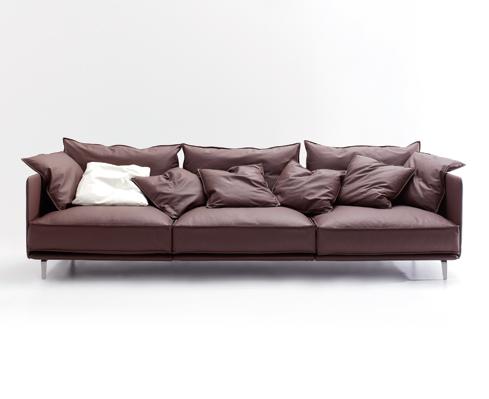 Divani in pelle o divani in tessuto archistyle - Pulire divano tessuto ...