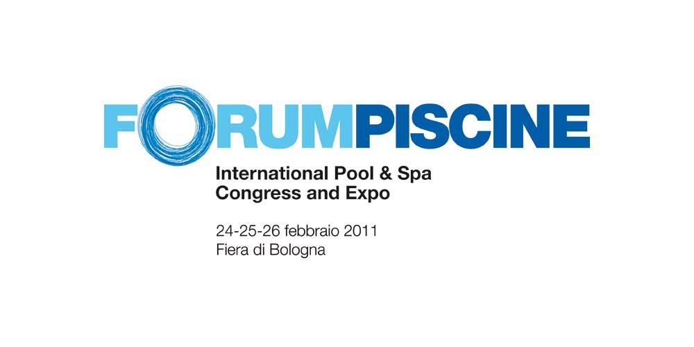 Forum piscine 2011 alla fiera di bologna archistyle for Forum piscine