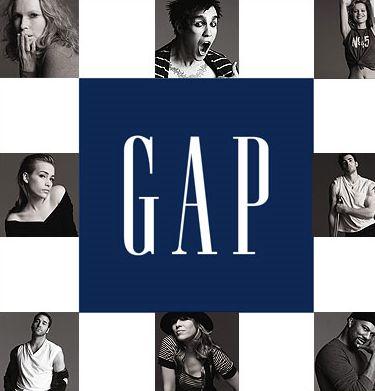Gap abbigliamento a Roma  5621f83eb6d6