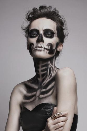 halloween-makeup-ragazze