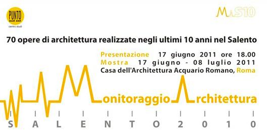 monitoraggio-architettura-salento