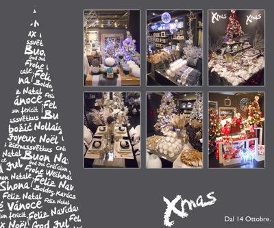 Decorazioni natalizie ovvio 2011 archistyle for Arredamento ovvio