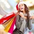 shopping natalizio con i saldi