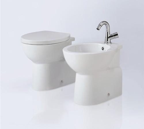 Sanitari salvaspazio modelli per bagni piccoli archistyle - Ingombro sanitari bagno ...