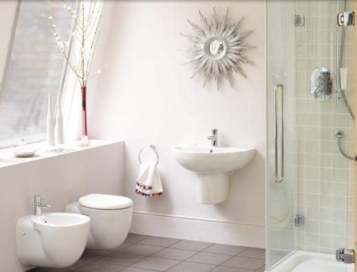 Sanitari salvaspazio modelli per bagni piccoli archistyle - Sanitari per bagno piccolo ...