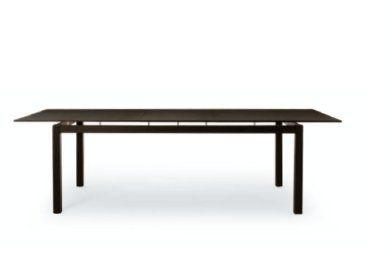 Tavoli allungabili modelli in cristallo e in legno archistyle - Tavolo de padova quadrato ...