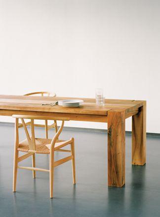 Arredamento casa del grande fratello 11 archistyle - Tavolo grande legno ...