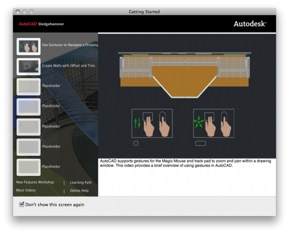 autocad-touch