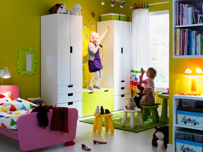 Camerette Ikea Per Bambini E Ragazzi Archistyle