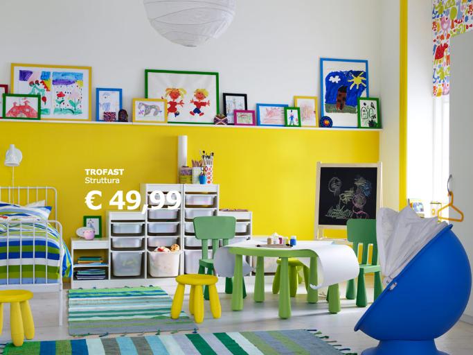 Mobili camera bambini auto aereo bambini wall stickers - Ikea mobili camera bambini ...