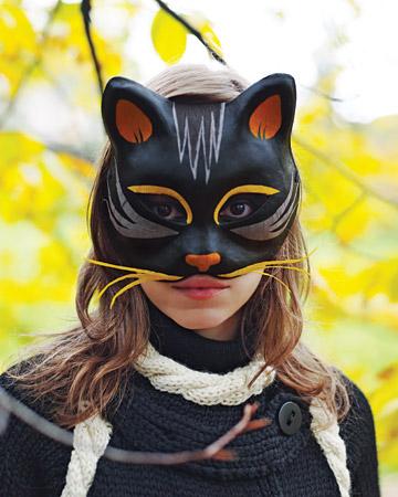 maschera-gatto