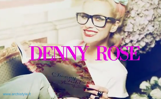 Catalogo Denny Rose primavera estate 2012