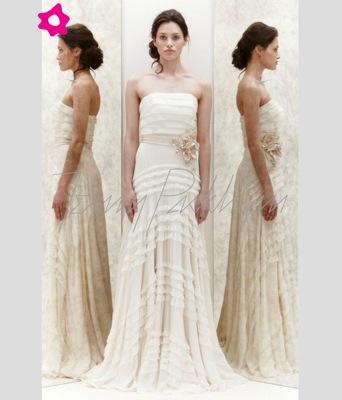 Catalogo abiti da sposa Jenny Packham collezione 2013