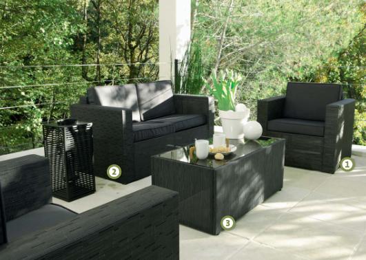 Leroy Merlin: l'arredo giardino e terrazzo per l'estate 2012