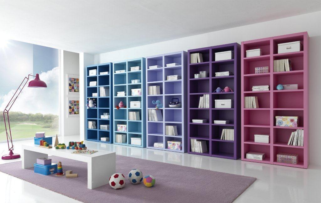 Catalogo Mondo Convenienza 2012: librerie | Archistyle
