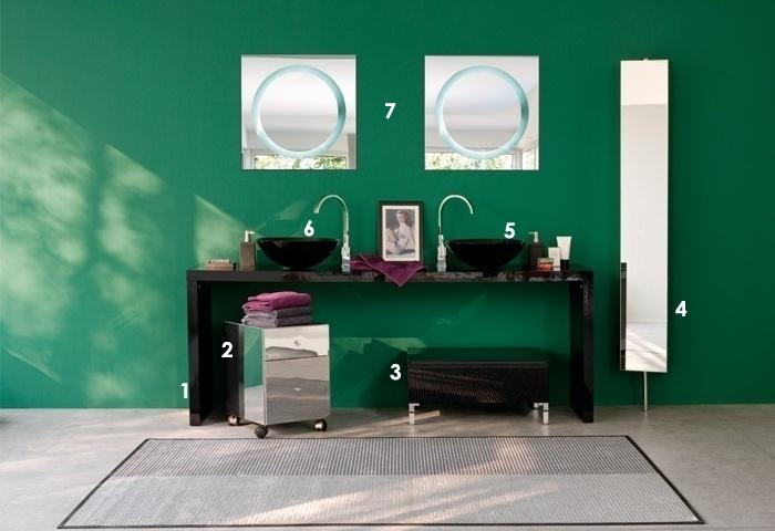 piastrelle moderne ~ idee di design per la casa e ispirazione di ... - Ovvio Arredo Bagno