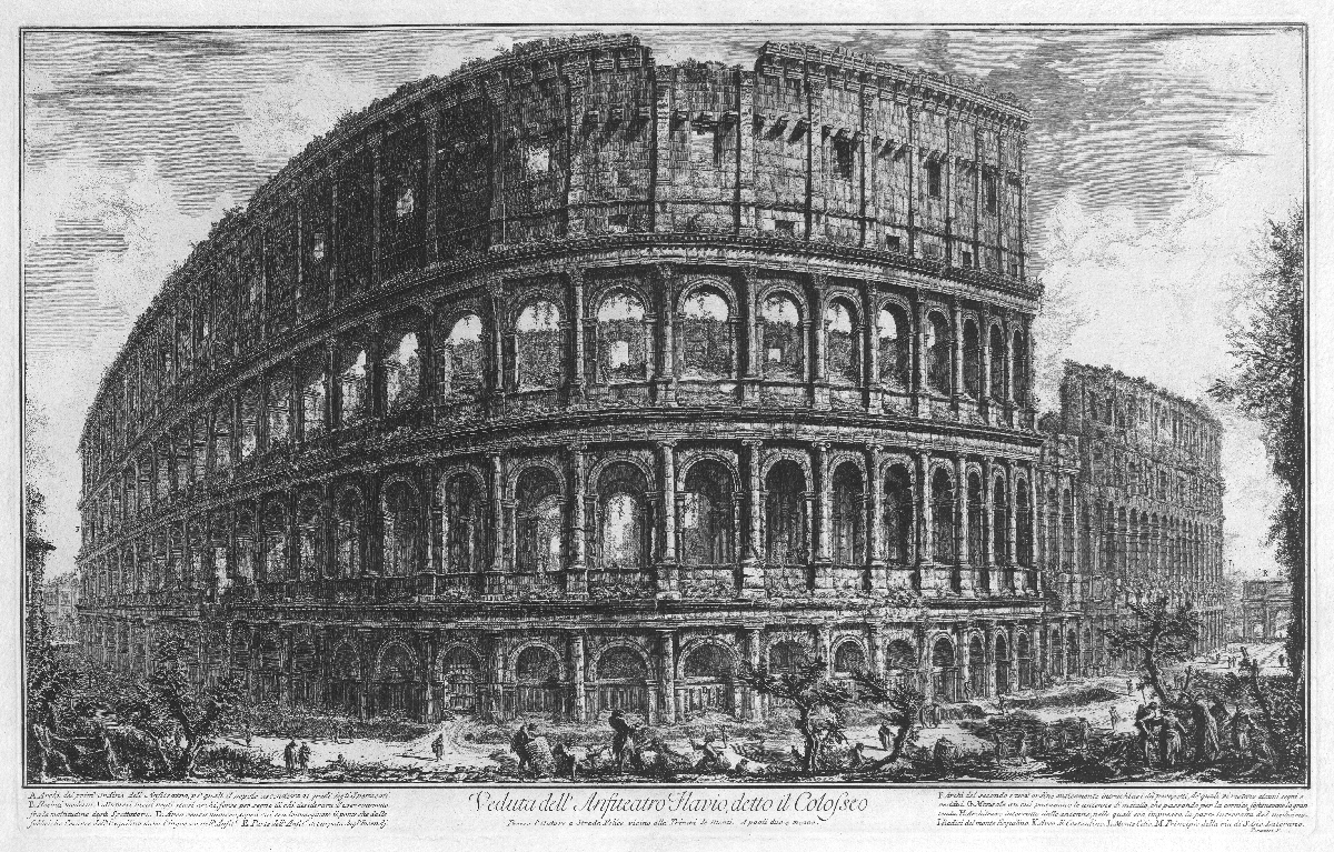 piranesi-colosseo