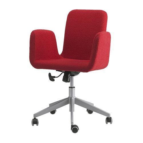 Mobili ufficio ikea poltrone da scrivania archistyle - Ikea sedie per ufficio ...