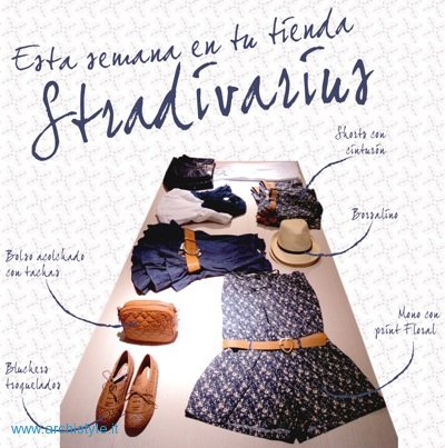 Stradivarius Fashion 2011 on Archistyle    Stradivarius Collezione Estate 2010