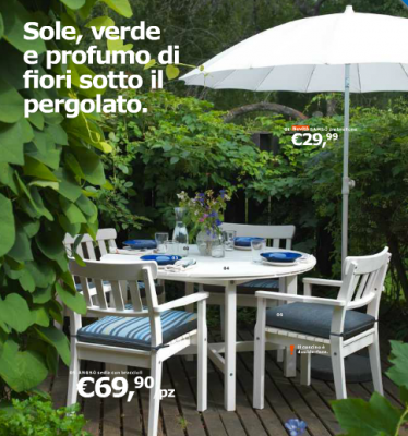 Ikea giardino novit 2014 archistyle - Divanetti da esterno ikea ...